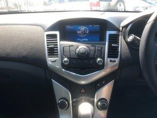 2013 Holden Cruze JH MY13 CD White 6 Speed Automatic Sedan