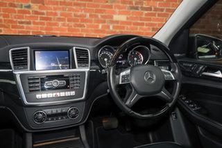 2013 Mercedes-Benz M-Class W166 ML500 7G-Tronic + Silver 7 Speed Sports Automatic Wagon