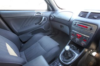 2009 Alfa Romeo 147 MY2009 Twin Spark Black 5 Speed Manual Hatchback.