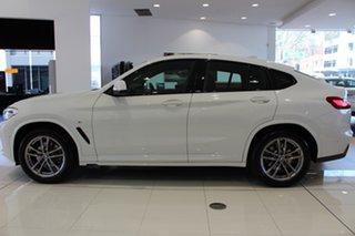 2020 BMW X4 G02 xDrive20i Coupe Steptronic M Sport Alpine White 8 Speed Automatic Wagon