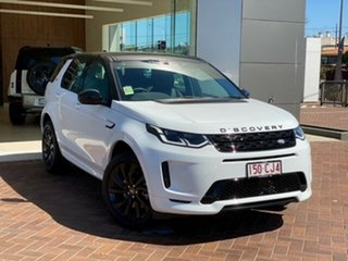2021 Land Rover Discovery Sport L550 21MY D200 R-Dynamic SE White 9 Speed Sports Automatic Wagon.