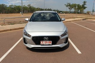 2019 Hyundai i30 PD2 MY19 Active Silver Mist 6 Speed Automatic Hatchback