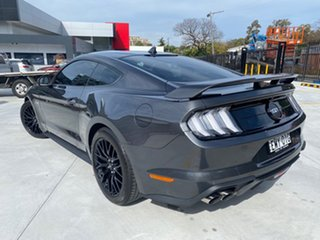 2021 Ford Mustang FN 2021.50MY GT Magnetic Grey 6 Speed Manual Fastback.