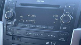 2015 Isuzu D-MAX MY15 LS-U Crew Cab Splash White 5 Speed Sports Automatic Utility
