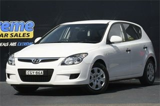 2012 Hyundai i30 FD MY11 SX 4 Speed Automatic Hatchback.