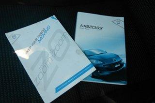 2012 Mazda 3 BL10F2 MY13 Neo Red 6 Speed Manual Sedan