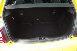 2010 Citroen DS3 DStyle Yellow 4 Speed Sports Automatic Hatchback