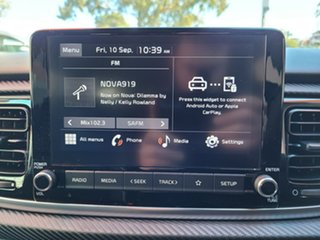 2021 Kia Rio YB MY21 GT-Line DCT White 7 Speed Sports Automatic Dual Clutch Hatchback