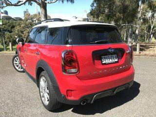 2019 Mini Countryman F60 Cooper DCT Red 7 Speed Sports Automatic Dual Clutch Wagon