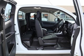 2017 Isuzu D-MAX MY17 SX Crew Cab 4x2 High Ride White 6 Speed Sports Automatic Cab Chassis
