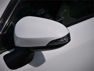 2014 Toyota Corolla NKE165 Axio White Constant Variable Sedan