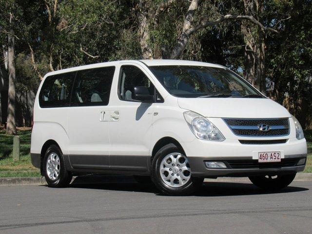 Used Hyundai iMAX TQ-W , 2009 Hyundai iMAX TQ-W White 4 Speed Automatic Wagon