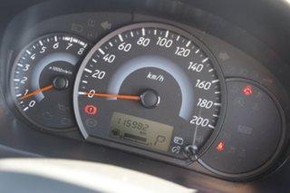 2013 Mitsubishi Mirage LA MY14 ES Planet Red 1 Speed Constant Variable Hatchback