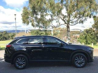 2020 Mazda CX-9 TC Touring SKYACTIV-Drive Black 6 Speed Sports Automatic Wagon.