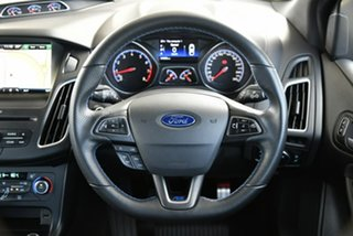 2016 Ford Focus LZ RS AWD Black 6 Speed Manual Hatchback