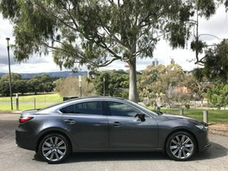 2020 Mazda 6 GL1033 Atenza SKYACTIV-Drive Grey 6 Speed Sports Automatic Sedan.