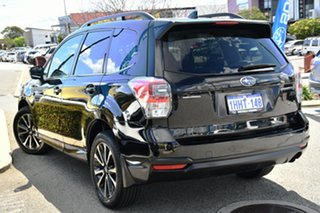 2016 Subaru Forester S4 MY17 2.5i-S CVT AWD Black 6 Speed Constant Variable Wagon.