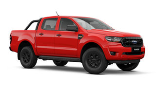 2021 Ford Ranger PX MkIII Sport True Red 6 Speed Automatic.