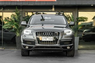 2011 Audi Q7 MY11 TDI Tiptronic Quattro Grey 8 Speed Sports Automatic Wagon.