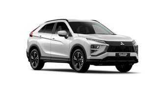 2021 Mitsubishi Eclipse Cross YB LS White 8 Speed Automatic SUV