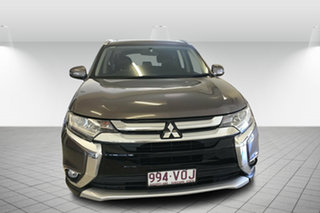 2015 Mitsubishi Outlander ZK MY16 LS 2WD Bronze 6 Speed Constant Variable Wagon.