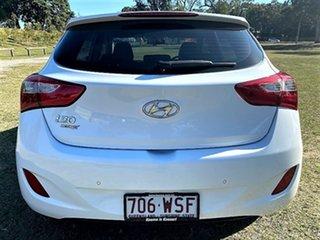2016 Hyundai i30 GD4 Series II MY17 Active X Ceramic White 6 Speed Sports Automatic Hatchback