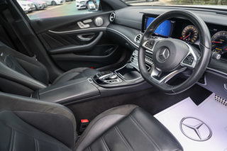 2017 Mercedes-Benz E-Class W213 E43 AMG 9G-Tronic PLUS 4MATIC Iridium Silver 9 Speed.