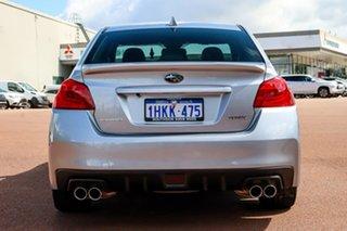 2018 Subaru WRX V1 MY18 Premium AWD Silver 6 Speed Manual Sedan
