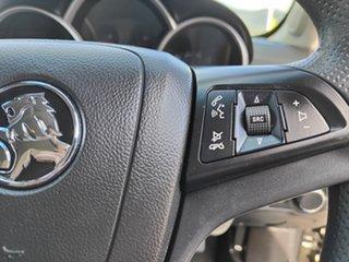 2012 Holden Cruze JH Series II MY12 Equipe Black 6 Speed Sports Automatic Sedan