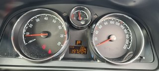 2014 Holden Captiva CG MY14 5 LT Silver 6 Speed Sports Automatic Wagon
