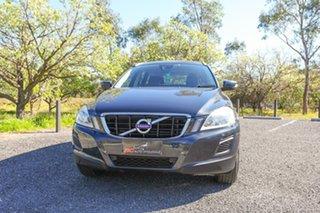 2012 Volvo XC60 DZ MY12 T5 PwrShift Grey 6 Speed Sports Automatic Dual Clutch Wagon.
