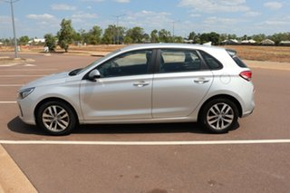 2019 Hyundai i30 PD2 MY19 Active Silver 6 Speed Automatic Hatchback