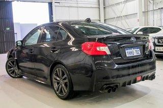 2016 Subaru WRX V1 MY17 Premium AWD Black 6 Speed Manual Sedan.
