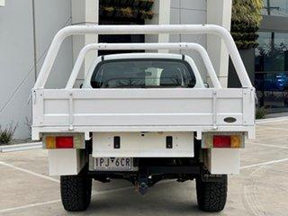 2009 Mitsubishi Triton ML MY09 GLX Double Cab White 5 Speed Manual Utility