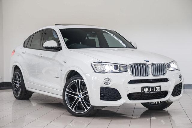 Used BMW X4 F26 xDrive35i Coupe Steptronic , 2016 BMW X4 F26 xDrive35i Coupe Steptronic Alpine White 8 Speed Automatic Wagon