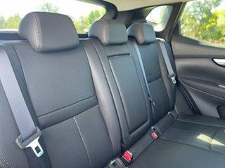 2015 Nissan Qashqai J11 TI Red 1 Speed Constant Variable Wagon