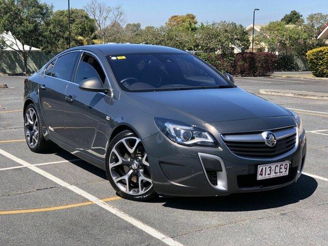 Used Holden Insignia GA MY16 VXR AWD Chermside, 2015 Holden Insignia GA MY16 VXR AWD Grey 6 Speed Sports Automatic Sedan