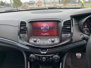 2014 Holden Ute VF MY14 SV6 Ute Blue 6 Speed Manual Utility
