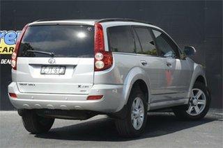 2013 Great Wall X240 CC6461KY MY12 Silver 5 Speed Manual Wagon