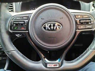 2017 Kia Sportage QL MY17 GT-Line AWD Mercury Blue 6 Speed Sports Automatic Wagon