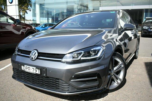 Used Volkswagen Golf AU MY17 110 TSI Highline Brookvale, 2017 Volkswagen Golf AU MY17 110 TSI Highline Grey 7 Speed Auto Direct Shift Hatchback