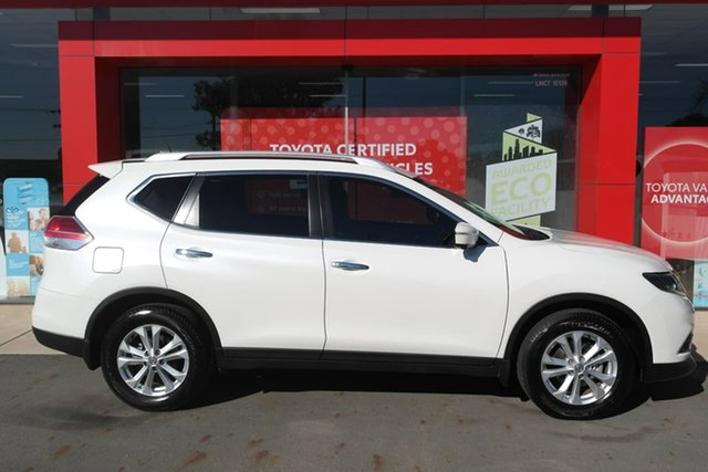 Used Nissan X-Trail T32 ST-L X-tronic 2WD Swan Hill, 2016 Nissan X-Trail T32 ST-L X-tronic 2WD 7 Speed Constant Variable Wagon