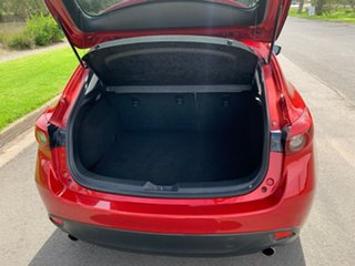 2014 Mazda 3 BM Series SP25 GT Red Sports Automatic Hatchback