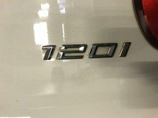 2017 BMW 1 Series F20 LCI 120i Steptronic M Sport White 8 Speed Sports Automatic Hatchback