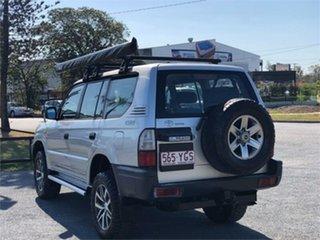 2000 Toyota Landcruiser Prado RZJ95R RV Silver 4 Speed Automatic Wagon