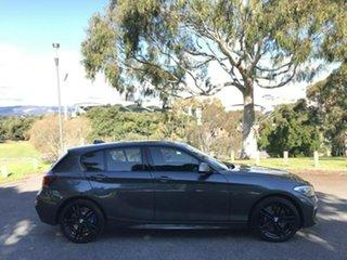 2019 BMW 1 Series F20 LCI-2 M140i Finale Edition Grey 8 Speed Sports Automatic Hatchback.