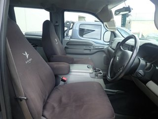 2005 Ford F250 RN XLT (4x4) Grey Metallic 4 Speed Automatic Crew Cab Pickup