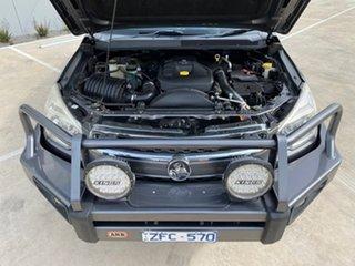 2012 Holden Colorado RG MY13 LT Crew Cab 4x2 Grey 5 Speed Manual Utility