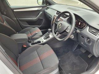 2019 Skoda Octavia NE MY20 Sport DSG 110TSI White 7 Speed Sports Automatic Dual Clutch Wagon