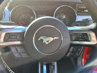 2016 Ford Mustang FM 2017MY Fastback Race Red 6 Speed Manual Fastback